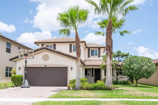 7124 Damita Drive, Lake Worth, FL 33463 (#RX-10718852) :: Michael Kaufman Real Estate