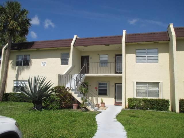 120 Lake Meryl Drive #218, West Palm Beach, FL 33411 (#RX-10718855) :: Dalton Wade