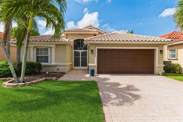 7291 Trentino Way, Boynton Beach, FL 33472 (#RX-10718873) :: Michael Kaufman Real Estate