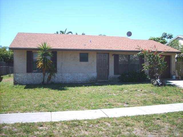 5882 Triphammer Road, Lake Worth, FL 33463 (#RX-10718884) :: Michael Kaufman Real Estate