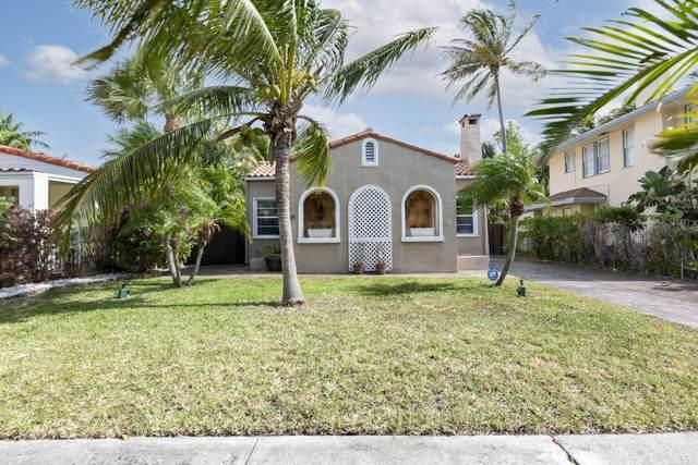519 31st Street, West Palm Beach, FL 33407 (#RX-10718887) :: Michael Kaufman Real Estate