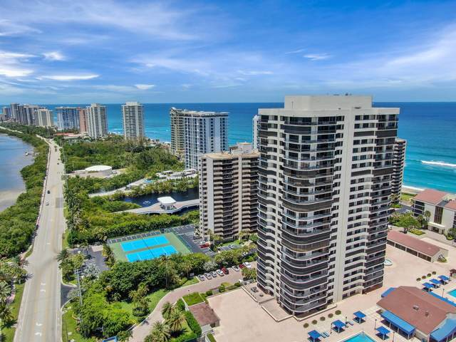 4100 N Ocean Drive #503, Singer Island, FL 33404 (MLS #RX-10718944) :: Castelli Real Estate Services