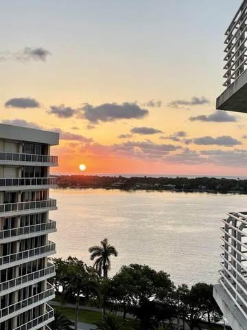 1551 N Flagler Drive #1005, West Palm Beach, FL 33401 (MLS #RX-10718946) :: Castelli Real Estate Services