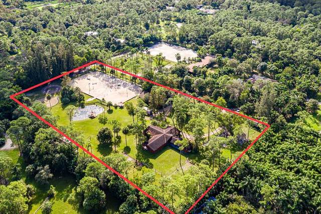 15201 Timberlane Place, Loxahatchee Groves, FL 33470 (MLS #RX-10718966) :: Castelli Real Estate Services
