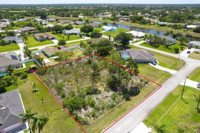 3903 SW Darmouth Street, Port Saint Lucie, FL 34953 (#RX-10718968) :: Michael Kaufman Real Estate