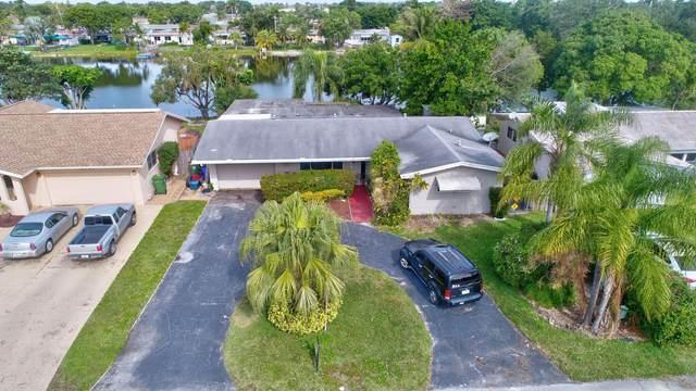 8111 NW 13th Street, Pembroke Pines, FL 33024 (MLS #RX-10719001) :: Berkshire Hathaway HomeServices EWM Realty