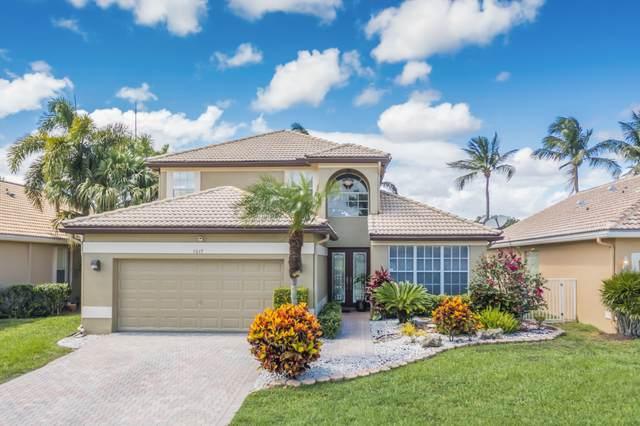 7647 Doubleton Drive, Delray Beach, FL 33446 (#RX-10719026) :: Michael Kaufman Real Estate