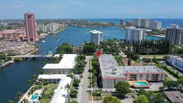 1000 Spanish River Road 3R, Boca Raton, FL 33432 (#RX-10719031) :: Dalton Wade