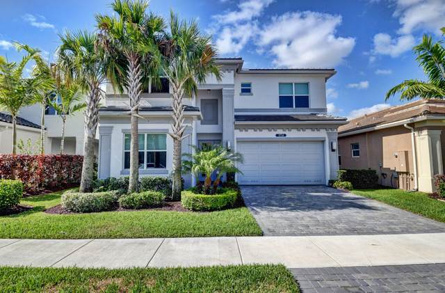 9734 Salty Bay Drive, Delray Beach, FL 33446 (#RX-10719047) :: Michael Kaufman Real Estate
