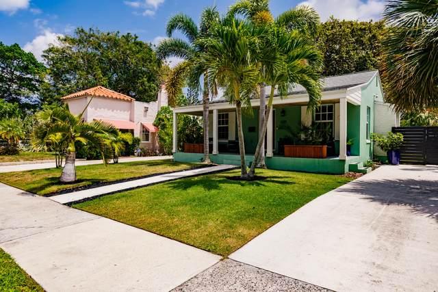 520 Ardmore Road, West Palm Beach, FL 33401 (#RX-10719065) :: Michael Kaufman Real Estate