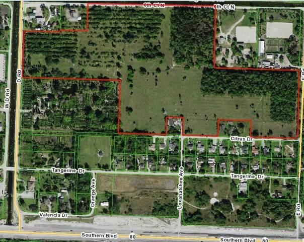 322 D Road, Loxahatchee Groves, FL 33470 (MLS #RX-10719083) :: Castelli Real Estate Services