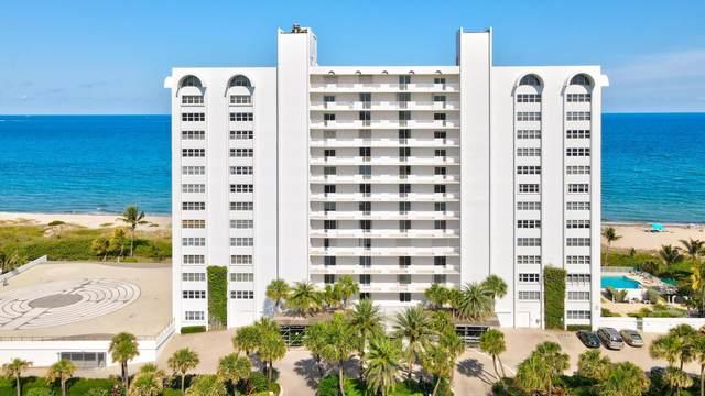 3000 S Ocean Boulevard #501, Boca Raton, FL 33432 (#RX-10719104) :: DO Homes Group
