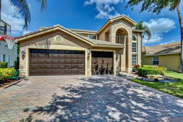 19185 Skyridge Circle, Boca Raton, FL 33498 (#RX-10719111) :: Michael Kaufman Real Estate