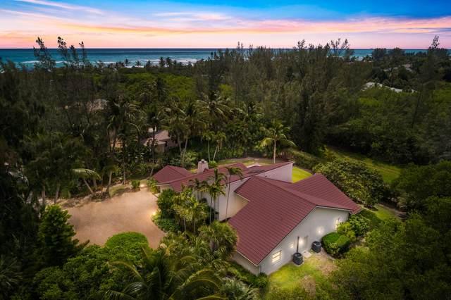 114 N Beach Road, Hobe Sound, FL 33455 (#RX-10719112) :: Michael Kaufman Real Estate