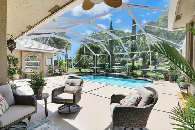 6455 Crooked Stick Court, Lake Worth, FL 33463 (#RX-10719131) :: Michael Kaufman Real Estate