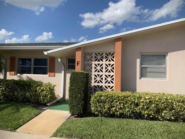 2655 Dudley Drive E F, West Palm Beach, FL 33415 (MLS #RX-10719141) :: Berkshire Hathaway HomeServices EWM Realty