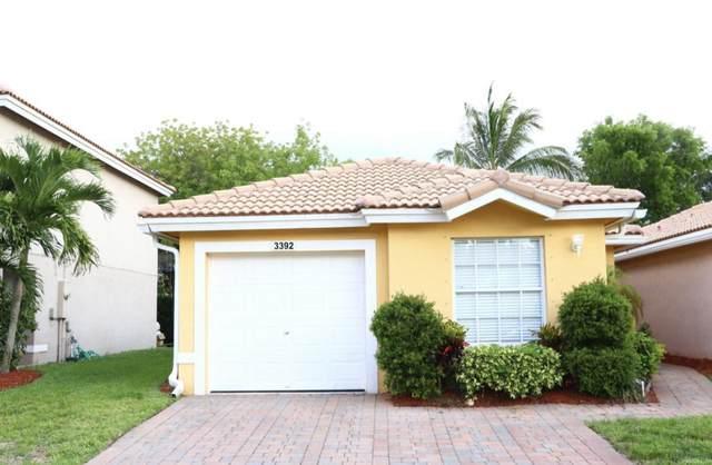 3392 Commodore Court, West Palm Beach, FL 33411 (#RX-10719158) :: Michael Kaufman Real Estate