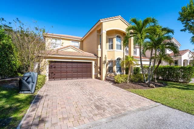 4351 N Magnolia Circle, Delray Beach, FL 33445 (#RX-10719223) :: Michael Kaufman Real Estate