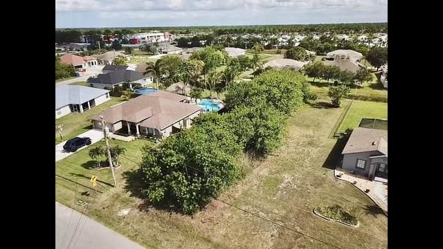 6156 NW Gatun Drive, Port Saint Lucie, FL 34984 (#RX-10719284) :: Michael Kaufman Real Estate