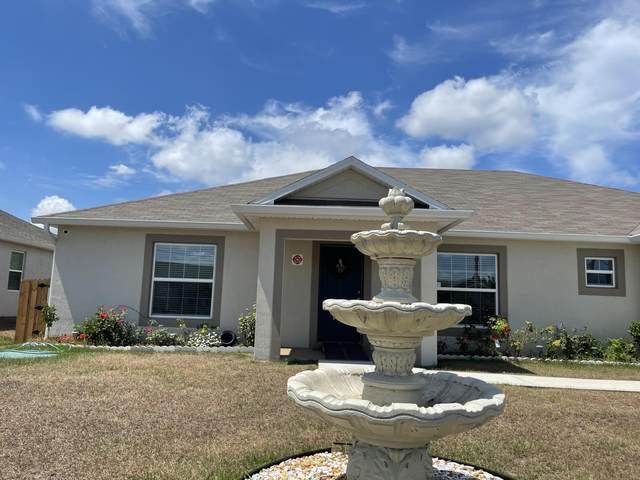 3205 SE Snow Road SE, Port Saint Lucie, FL 34984 (#RX-10719287) :: Michael Kaufman Real Estate