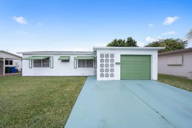 1095 NW 66th Terrace, Margate, FL 33063 (MLS #RX-10719291) :: Berkshire Hathaway HomeServices EWM Realty