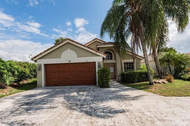 119 Belmont Drive, Royal Palm Beach, FL 33411 (#RX-10719311) :: Treasure Property Group