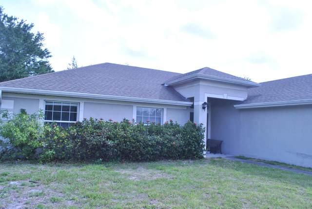 233 SW Kestor Drive, Port Saint Lucie, FL 34953 (#RX-10719334) :: The Power of 2   Century 21 Tenace Realty