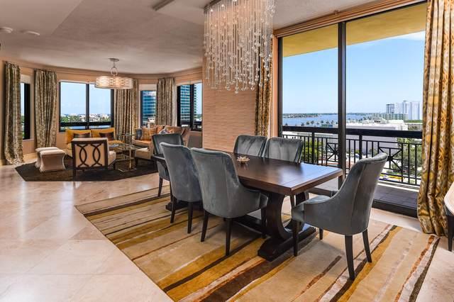801 S Olive Avenue #706, West Palm Beach, FL 33401 (#RX-10719336) :: Michael Kaufman Real Estate