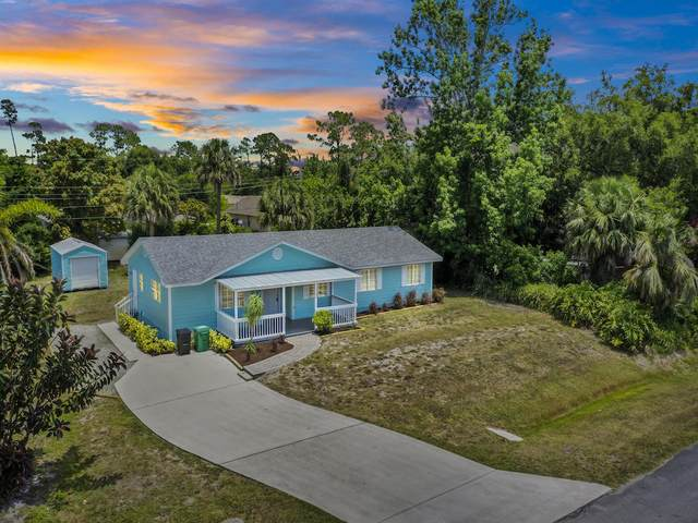 7106 Santa Rosa Parkway, Fort Pierce, FL 34951 (#RX-10719355) :: Michael Kaufman Real Estate