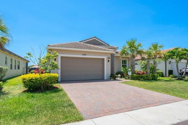2918 Bellarosa Circle, Royal Palm Beach, FL 33411 (MLS #RX-10719365) :: Castelli Real Estate Services