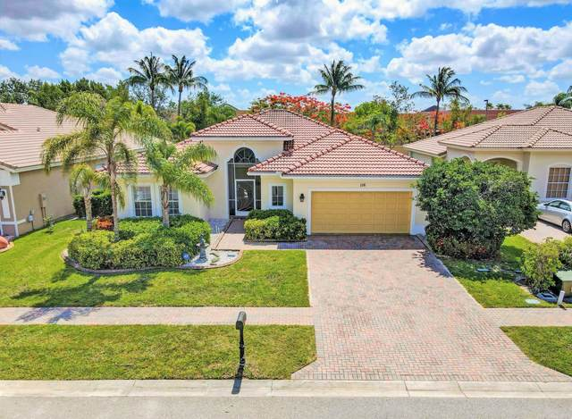 116 Bella Vista Way, Royal Palm Beach, FL 33411 (#RX-10719393) :: Michael Kaufman Real Estate
