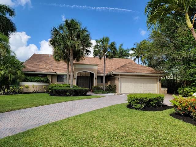 10706 Kirkaldy Lane, Boca Raton, FL 33498 (#RX-10719404) :: Michael Kaufman Real Estate