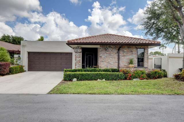 6785 Jardin Place, Boca Raton, FL 33433 (#RX-10719495) :: Michael Kaufman Real Estate