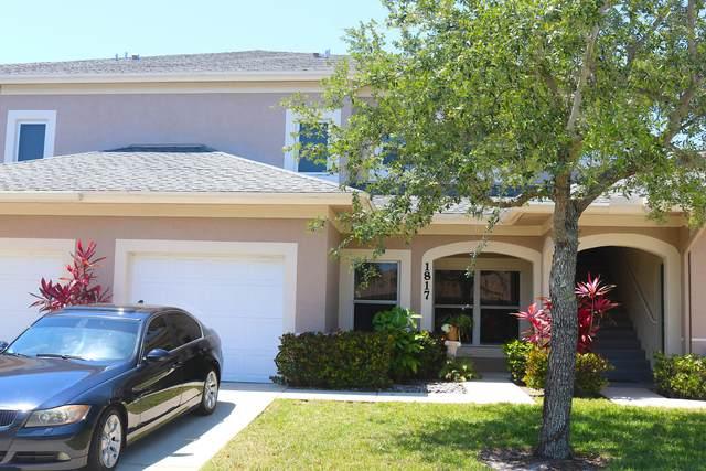 1817 Lakefront Boulevard #2, Fort Pierce, FL 34982 (#RX-10719500) :: Baron Real Estate