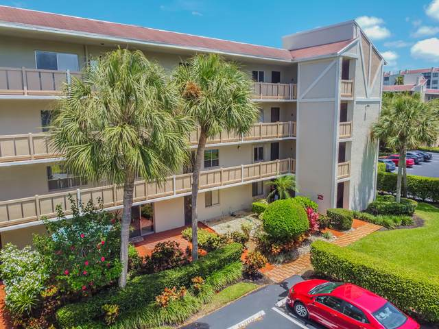14310 Strathmore Lane #107, Delray Beach, FL 33446 (#RX-10719512) :: Michael Kaufman Real Estate