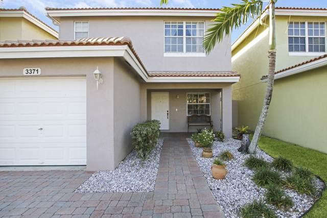 3371 Commodore Court, West Palm Beach, FL 33411 (#RX-10719548) :: Michael Kaufman Real Estate