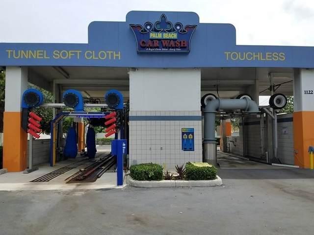 1122 Palm Beach Lakes Boulevard, West Palm Beach, FL 33401 (#RX-10719570) :: Michael Kaufman Real Estate
