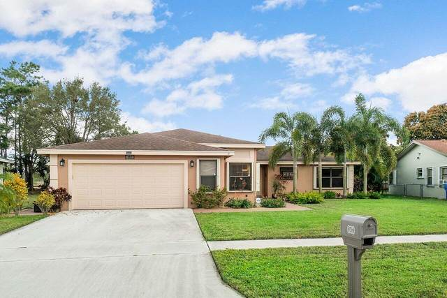 147 Saratoga Boulevard W, Royal Palm Beach, FL 33411 (MLS #RX-10719577) :: Castelli Real Estate Services