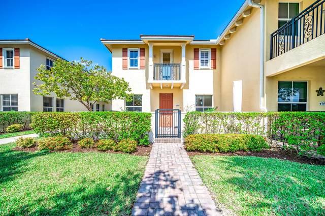 4746 Sierra Lane, Coconut Creek, FL 33073 (MLS #RX-10719623) :: Berkshire Hathaway HomeServices EWM Realty