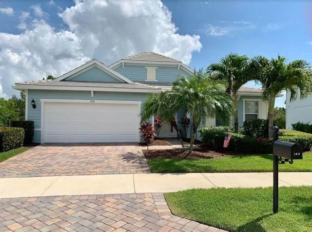 709 SW Sun Circle, Palm City, FL 34990 (#RX-10719649) :: Michael Kaufman Real Estate
