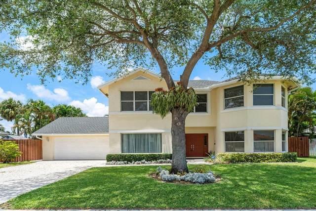 1545 SW 4th Circle, Boca Raton, FL 33486 (#RX-10719653) :: Michael Kaufman Real Estate