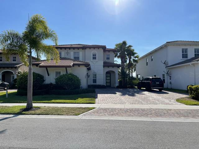 160 Andros Harbour Place, Jupiter, FL 33458 (#RX-10719683) :: Michael Kaufman Real Estate