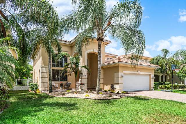 418 Gazetta Way, West Palm Beach, FL 33413 (MLS #RX-10719697) :: Berkshire Hathaway HomeServices EWM Realty
