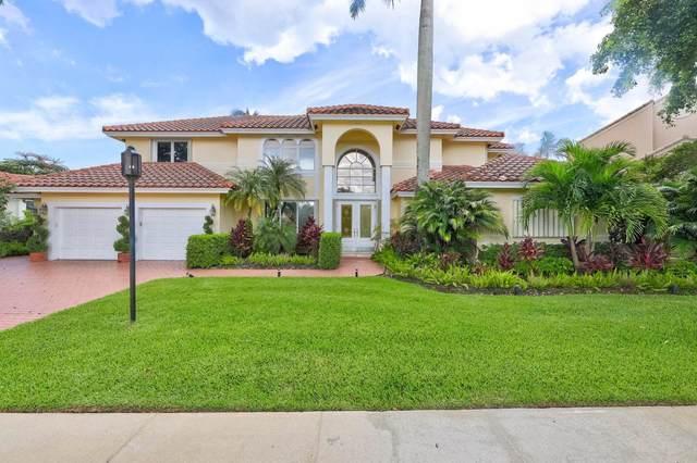 7939 Mandarin Drive, Boca Raton, FL 33433 (#RX-10719700) :: Michael Kaufman Real Estate