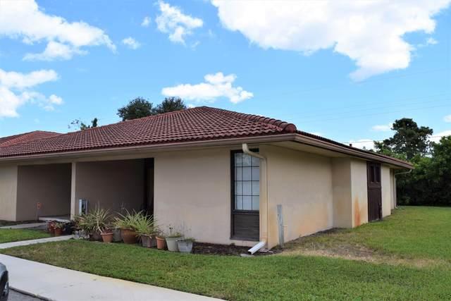 5933 Forest Hill Boulevard Apt 8, West Palm Beach, FL 33415 (MLS #RX-10719747) :: Berkshire Hathaway HomeServices EWM Realty