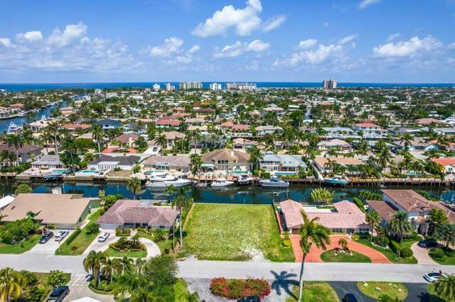 4240 NE 23 Avenue, Lighthouse Point, FL 33064 (#RX-10719751) :: Michael Kaufman Real Estate