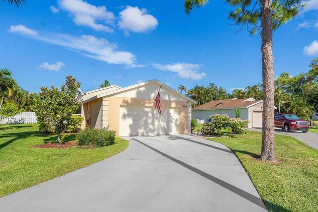 1258 Pine Sage Circle, West Palm Beach, FL 33409 (#RX-10719774) :: Treasure Property Group