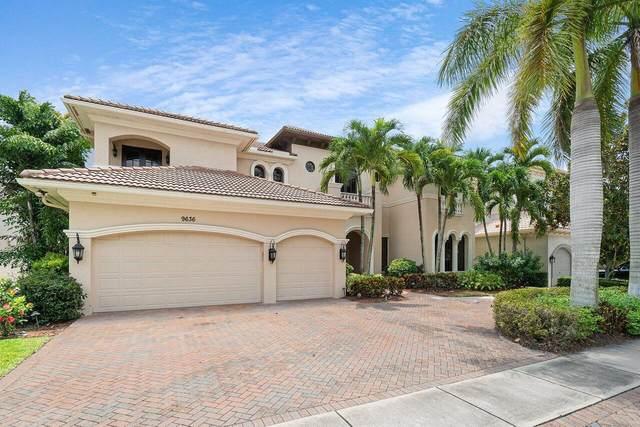 9636 Bridgebrook Drive, Boca Raton, FL 33496 (#RX-10719801) :: Michael Kaufman Real Estate