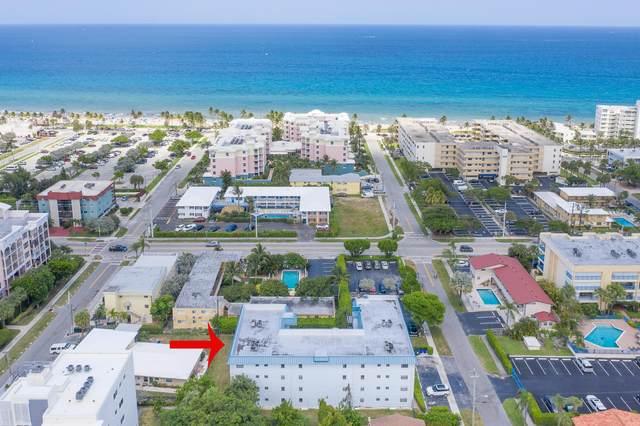 1975 SE 3rd Street #403, Deerfield Beach, FL 33441 (MLS #RX-10719803) :: Castelli Real Estate Services