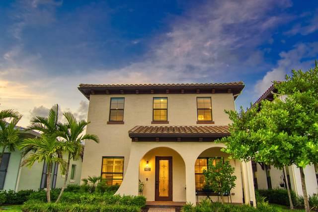 8023 Hobbes Way, Palm Beach Gardens, FL 33418 (#RX-10719806) :: Michael Kaufman Real Estate